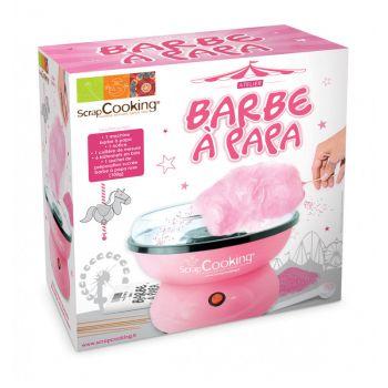 Atelier Barbe à papa Scrapcooking