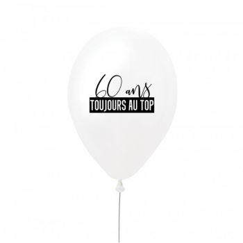 5 Ballons 60 ans
