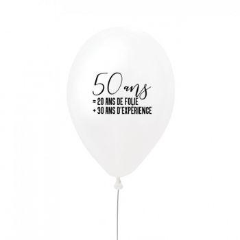 5 Ballons 50 ans