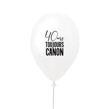 5 Ballons 40 ans