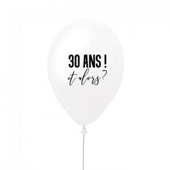 5 Ballons 30 ans