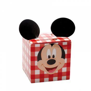 Boite à dragées cube Mickey