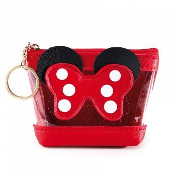 Mini porte clefs porte monnaie Minnie