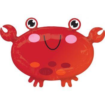 Ballon helium crabe de mer junior