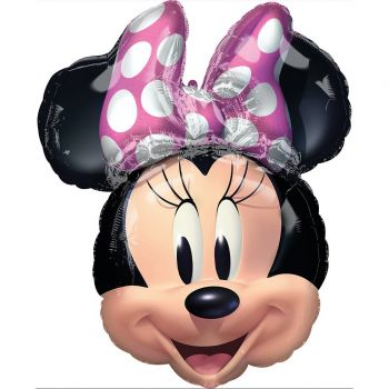 Ballon super Géant Tête de Minnie mouse
