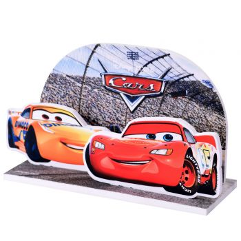 Kit déco gâteau Pop up Cars