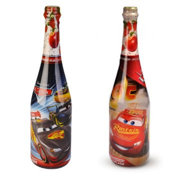 Boisson de fête sans alcool Cars