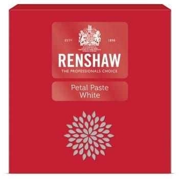 Pâte à pétale blanche Renshaw 300gr