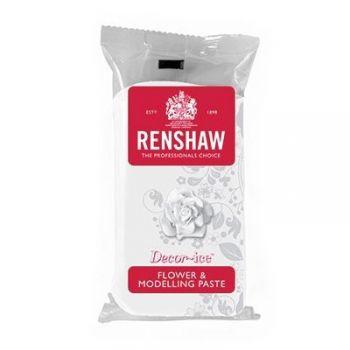 Pâte à modelage blanche Renshaw 250gr
