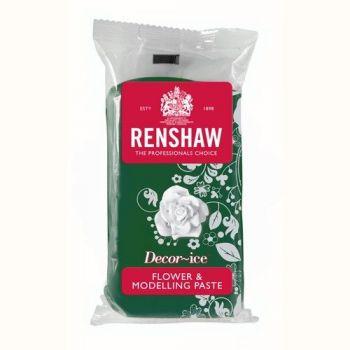 Pâte à modelage vert foncé Renshaw 250gr