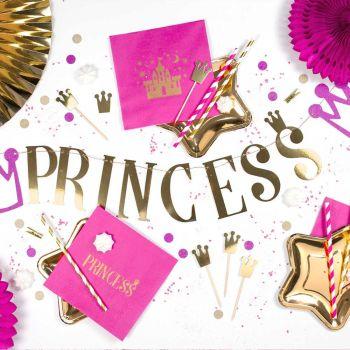 Guirlande Princess gold
