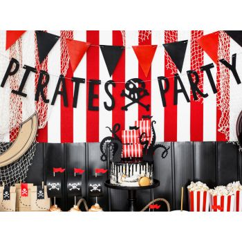Guirlande Pirates Party