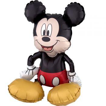 Ballon méga Mickey assis