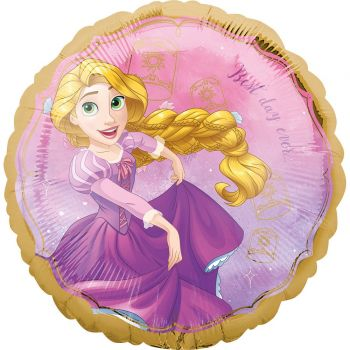 Ballon hélium Princesse Raiponce Disney