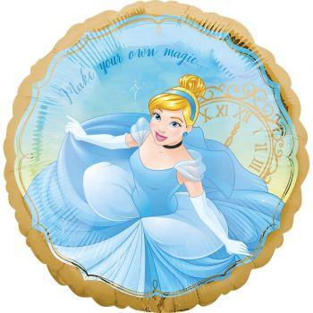 Ballon hélium Princesse Cendrillon Disney