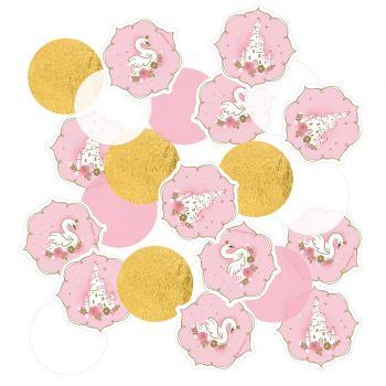 Confettis princesse du jour