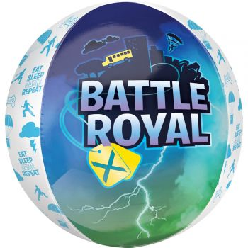 Ballon Orbz helium Battle royal