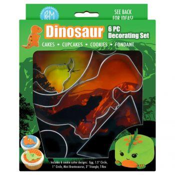 Kit emporte pièce dinosaure
