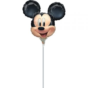 Mini Ballon Mickey gonflé