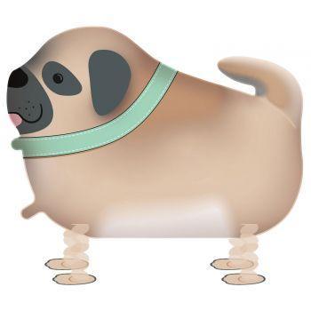 Ballon marcheur chien 52cm
