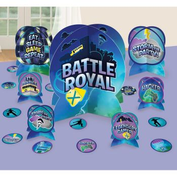 Kit décors de table Battle Royal