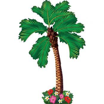 Palmier en carton 162cm
