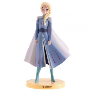 Figurine Elsa pour gateau