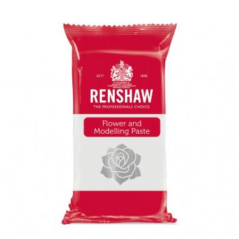 Pâte à modelage blanche Renshaw 1Kg