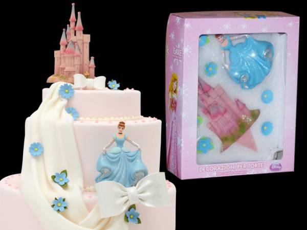 kit princesse disney en sucre thema deco