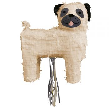 Pinata pull chien carlin