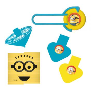 Kit jeux Minions party