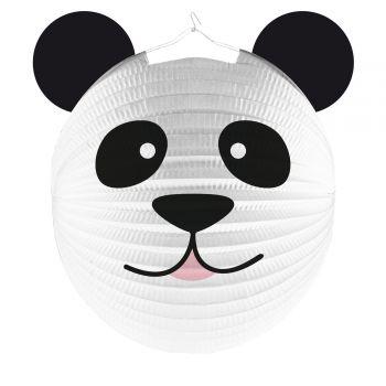 Lanterne en papier tête de Panda