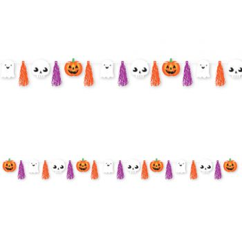 Guirlande Halloween friends 3M