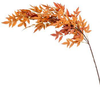 Branche de feuilles d'automne110cm