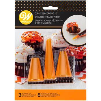 Set douilles cupcakes Wilton Halloween