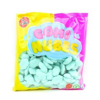 Bonbons Nuages aérés bleu 1kg