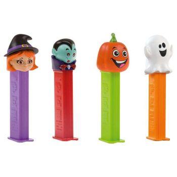 Distributeur Pez Halloween + 1 recharge
