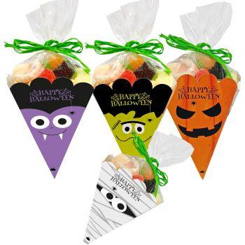 Cône de bonbons Halloween