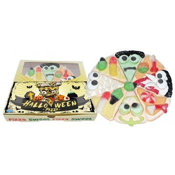 Pizza monster marshmallow Halloween