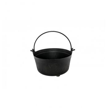 Chaudron noir 23cm