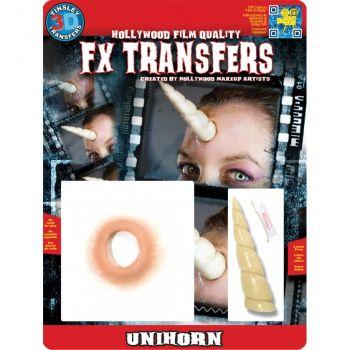 Kit transfert 3D licorne