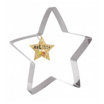 Emporte pièces XXL étoile de Noël Scrapcooking