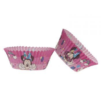 25 Caissette cupcakes Minnie Ø5cm