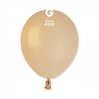50 Ballons blush Ø13cm