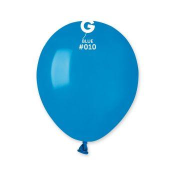 50 Ballons bleu Ø13cm