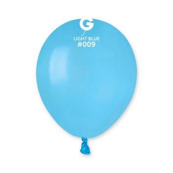50 Ballons lagon Ø13cm