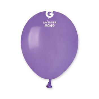 50 Ballons lavande Ø13cm