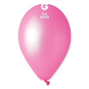 10 Ballons fluo rose Ø30cm