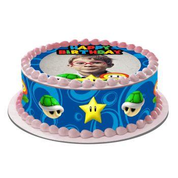 Kit Easycake pour gâteau personnalisé Mario HB