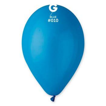 12 Ballons bleu Ø30cm